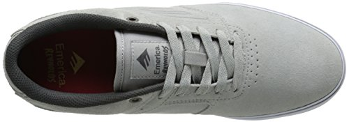 Emerica The Reynolds - Zapatillas de estar por casa Hombre gris claro/negro