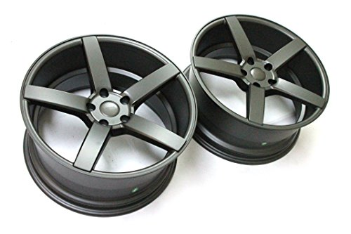 Brand New MKS550 19x8.5 offset +35 19x9.5 offset +38 5x114.3 Staggered Wheels Set of 4 for Infiniti G35 G37 Q50 Q60 Coupe / Sedan