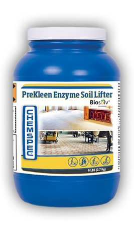 Chemspec - PreKleen Enzyme Soil Lifter with BioSolv - Powder - 6lbs PK24 by ChemSpec