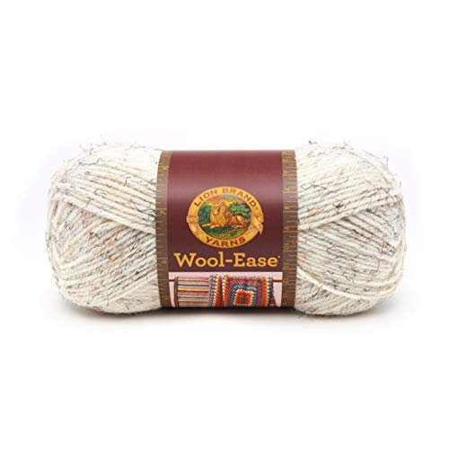 Lion Brand Yarn Wool-Ease Yarn – Wheat