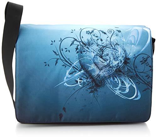 Luxburg® Design Umhängetasche Umhängetasche Umhängetasche für Arbeit, Schule und Freizeit