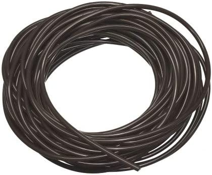 Super-Flex for Blumat Watering Systems    Brown Sustainable Village 8mm TUBING Easy /& Flexible Handling 10 Foot Roll    Perfect for Supplying Water to Blumat Carrot Sensors    High-Grade Silicone