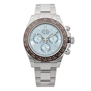 Best Epic Trends 41P4spCeDEL._SS300_ Rolex Oyster Perpetual Cosmograph Daytona Ice Blue Dial Automatic Mens Chronograph Watch 116506