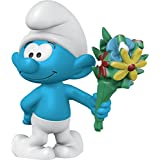 Schleich 20798 North America Smurf with Bouquet Toy Figure