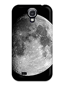 Elliot D. Stewart's Shop New Style Slim Fit Tpu Protector Shock Absorbent Bumper Moon Case For Galaxy S4