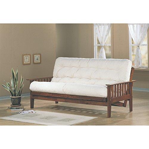 coaster-home-furnishings-4382-traditional-futon-frame-oak