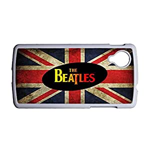 Generic Creative Back Phone Case For Women For Lg Google Nexus 5 Printing The Beatles Choose Design 2