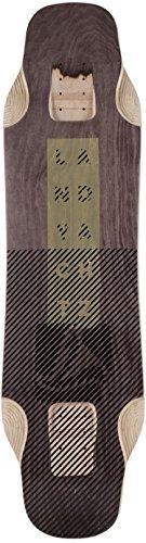 Landyachtz Tomahawk Lines Longboard Deck With Grip Tape 2017 New