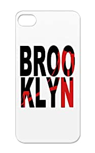 Borough Cities Countries County Kings New Poly Bridge York Diversity Red For Iphone 5s Brooklyn Protective Hard Case