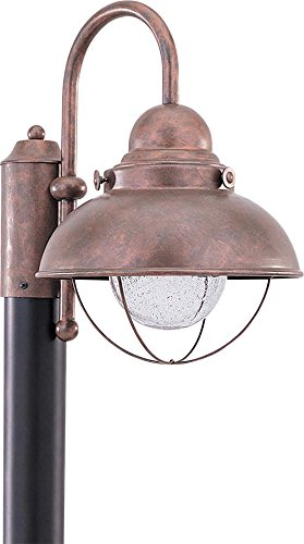 Nautical Copper Outdoor Lighting - 8