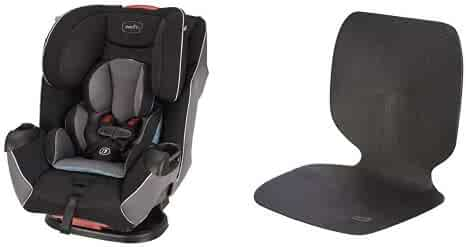 Evenflo Platinum Symphony LX All In One Car Seat Montgomery With Undermat