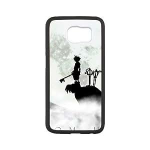 Samsung Galaxy S6 phone cases White Kingdom Hearts AH430267