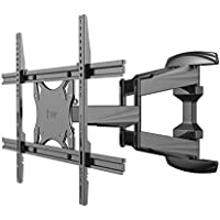 Fleximounts Full Motion Articulating TV Wall Mount A14 for Most 32-65 inch TV Flat Screen