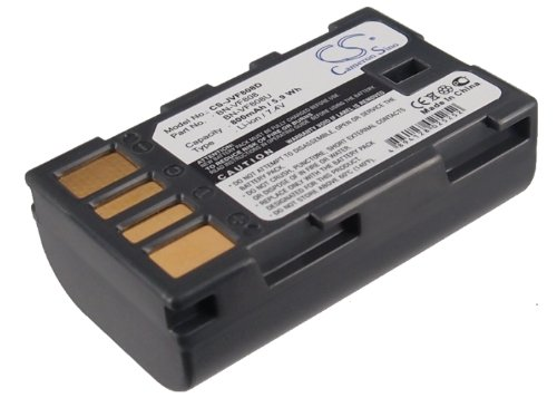 Replacement Battery for JVC GR-D796, D750, HD40AC, HD40, MG5