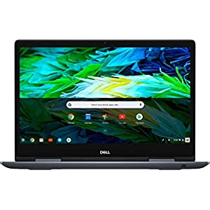 Dell Inspiron 2-in-1 14″ Full HD Touch-Screen Chromebook – Intel Core i3, 4GB Memory, 128GB eMMC Solid State Drive Urban Gray Chrome OS