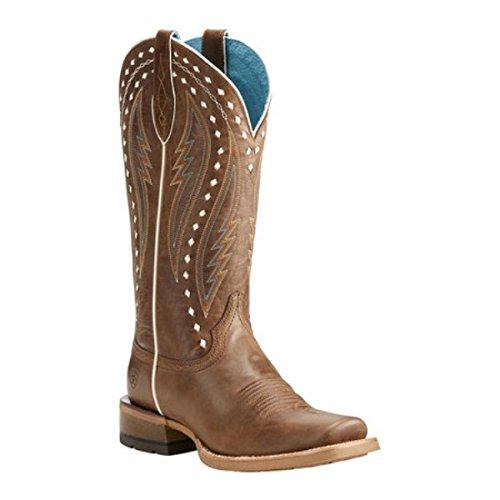 (アリアト) Ariat レディース シューズ靴 ブーツ Callahan Cowgirl Boot [並行輸入品] B0789CCJLX