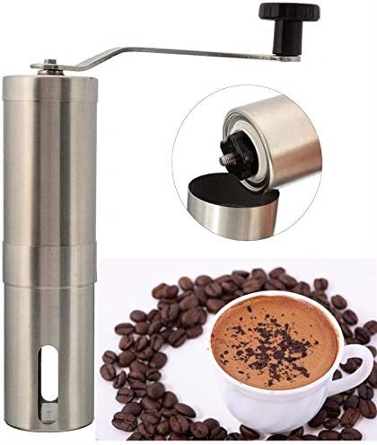 sbees manual coffee grinder Stainless Steel Design camping ...