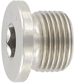 ASSP092825 Ships Free in USA by Aspen Fasteners DIN 928 M5 Square Weld Nuts A2 Stainless Steel 1200pcs