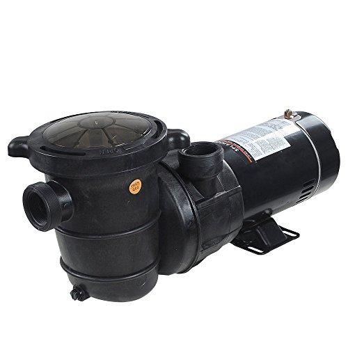 Yescom Ground Swimming Water Outdoor Strainer Max. Flow Motor w/ETL