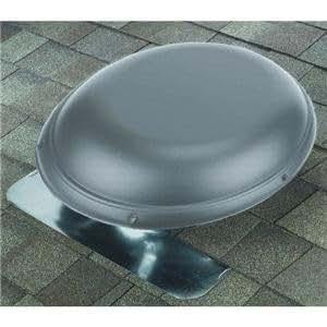 Aluminum Round Static Roof Vent Roof Vents Amazon Com