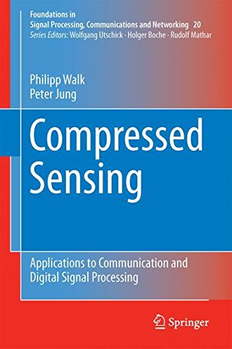 Compressed Sensing: Applications to Communication and Digital Signal Processing: 20