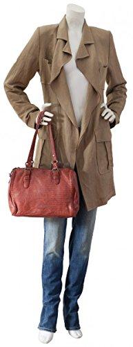 FREDsBRUDER  S.c. Baseline, Sac pour femme à porter à l'épaule beige Powder Taupe