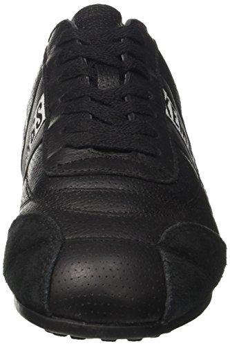BIKKEMBERGS Unisex-Erwachsene Soccer 106 Sneaker Schwarz