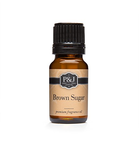 Brown Sugar Premium Grade Fragrance Oil - Perfume Oil - 10ml