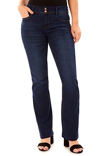 Curvy Bootcut Jeans - 6