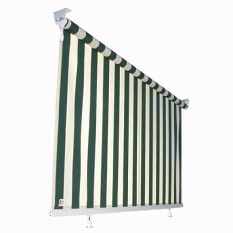 Tenda Da Sole A Caduta Avvolgibile Con Braccetti 300x300 Amazon It