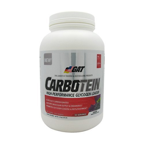 GAT Carbotein - Post-workout - Grape - 1.75 kg (3.85 lbs)