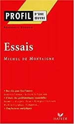 Essais : Michel de Montaigne