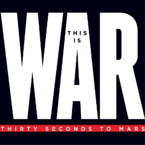 This Is War [Deluxe Edition] by 30 Seconds To Mars (2010) Audio CD / Audio CD