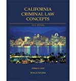img - for [(California Criminal Law Concepts )] [Author: Devallis Rutledge] [Apr-2012] book / textbook / text book