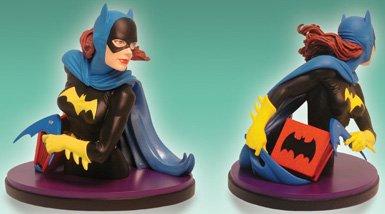 DC Classic DC Direct Silver Age Batgirl Mini Bust