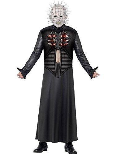 Black Men's Pinhead Costume -