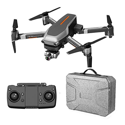 Dcolor RC Drone 5G L109-PRO GPS 4K HD Camera WIFI FPV Brushless Motor Foldable Drones
