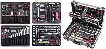 KRAFTWERK JUNIOR Caja de herramientas, completa mixta, 197 ...