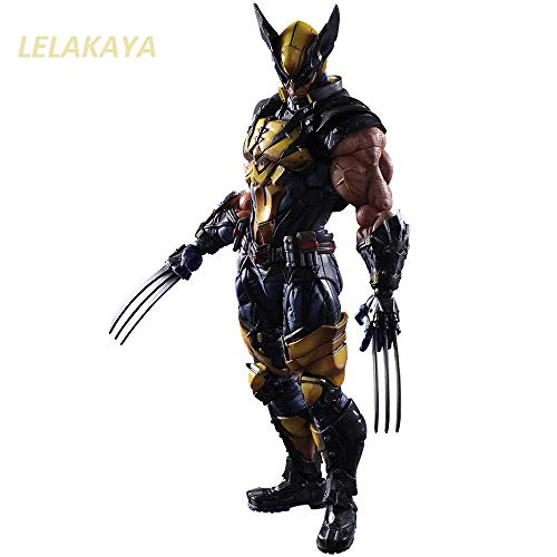 PAPIN Action Figure 11 inch Hot Toys Universe Comic Legends Series Hero Model Toy Figures Christmas Halloween Collectable Gift Mini Small Collectibles Collectible Big Large Gifts for Kids Baby ()
