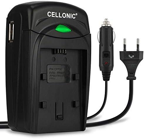 Cellonic Ladegerät Bc Dc5 De A43b De A44a Kompatibel Elektronik