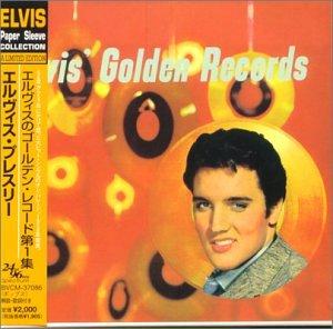 Elvis' Golden Records ( Paper Sleeve Collection Mini LP 24 bit 96 khz ()