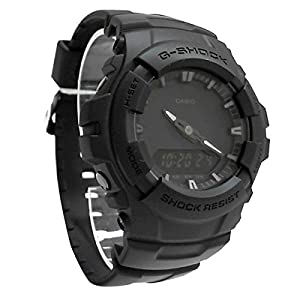 Casio G-Shock Men039;s Black Out Series Analog Digital Watch