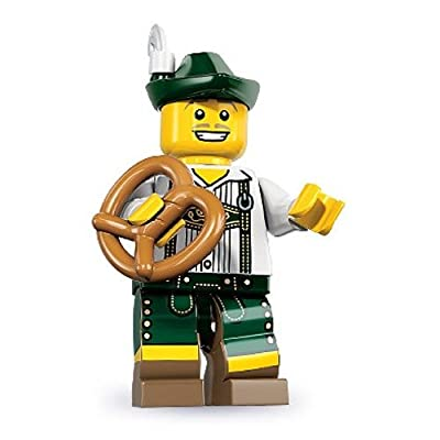 LEGO Minifigures Series 8 - Lederhosen Guy: Toys & Games
