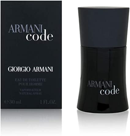 Oferta amazon: Armani Armani Code Eau de Toilette Vaporizador 30 ml