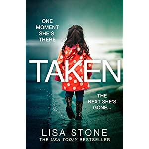 Taken: The addictive new 2020 crime thriller and USA Today best sellerPaperback – 23 July 2020