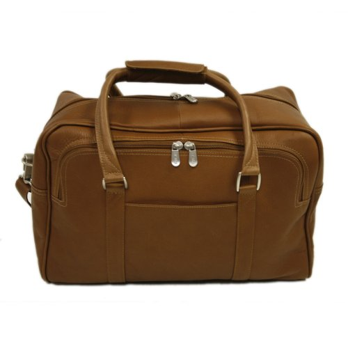 Piel Leather Mini Carry-On, Saddle, One Size
