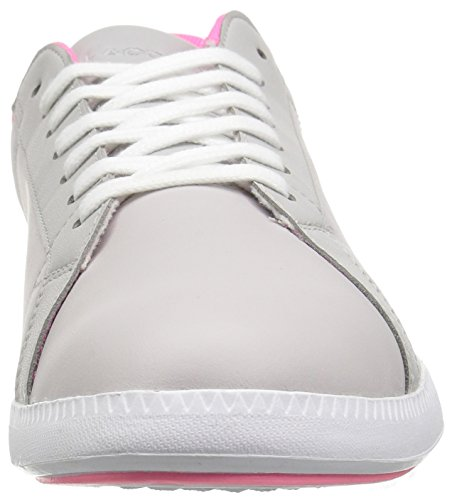 Lacoste Womens Graduate 118 1 Spw Sneaker Light Grey / White
