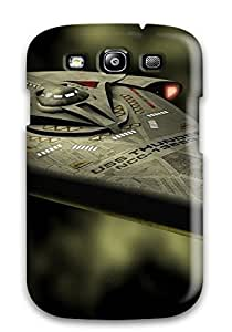 Galaxy S3 YHsEVio1573lAONo Star Trek Tpu Silicone Gel YY-ONE. Fits Galaxy S3