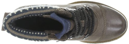 Tamaris 314 Cigar Womens Ankle Boots Braun wAqxYZA8p