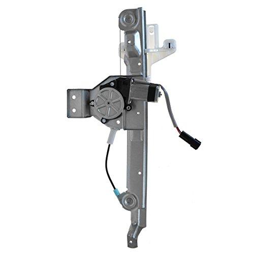 - Rear Power Window Regulator & Motor Passenger Side Right RH RR for 07-12 Caliber